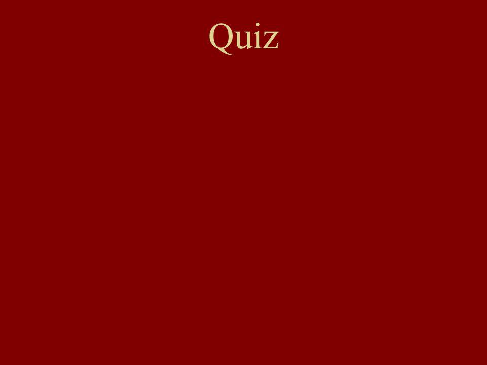Quiz Monday 1.Expect phrases as well as individual words (see PDF) 2.Verbs can include all verbs from this unit 3.Also: bringing in more verbs from last semester (handout)