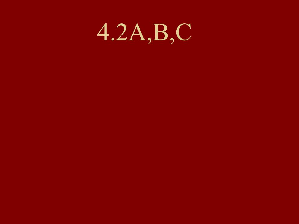 4.2A,B,C