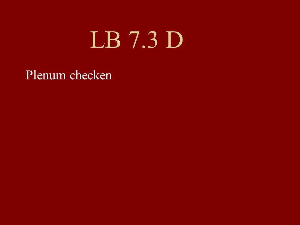 LB 7.3E Interview 2x?