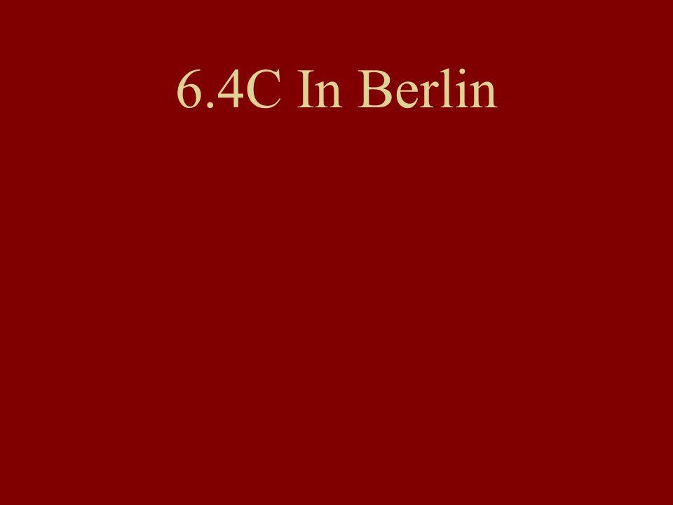 6.4C In Berlin