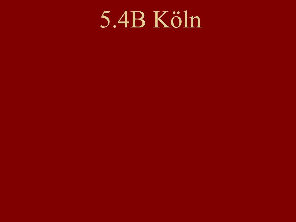 5.4B Köln