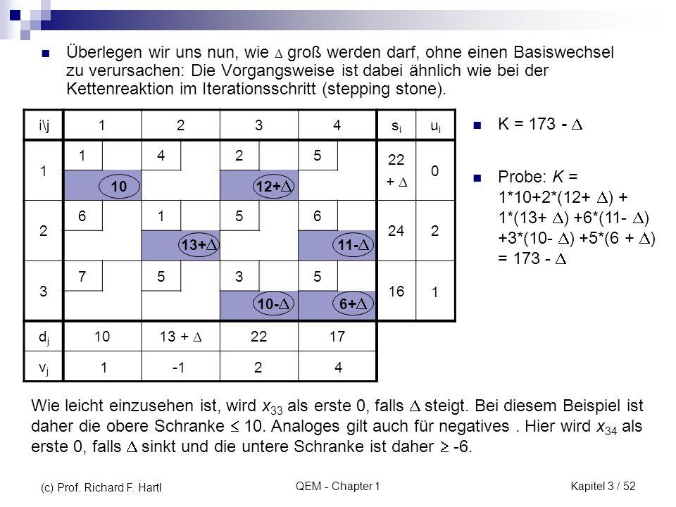 QEM - Chapter 1 Überlegen wir uns nun, wie groß werden darf, ohne einen Basiswechsel zu verursachen: Die Vorgangsweise ist dabei ähnlich wie bei der K