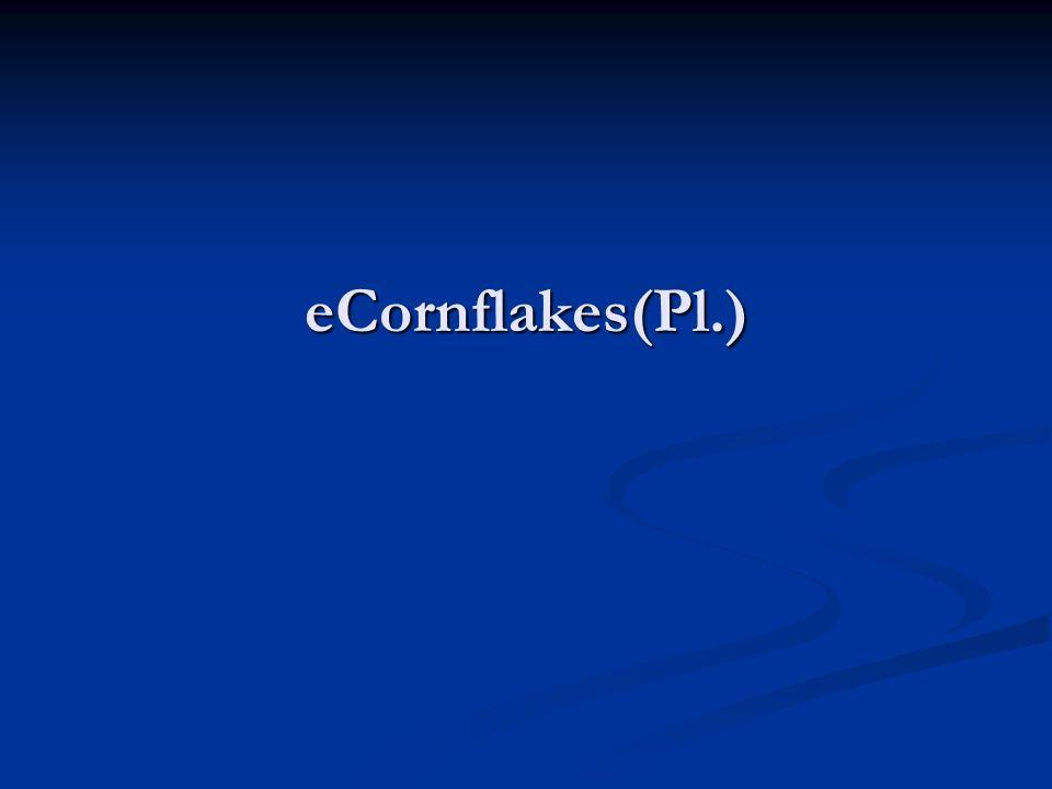 eCornflakes(Pl.)