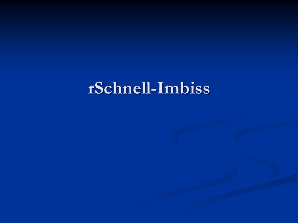 rSchnell-Imbiss