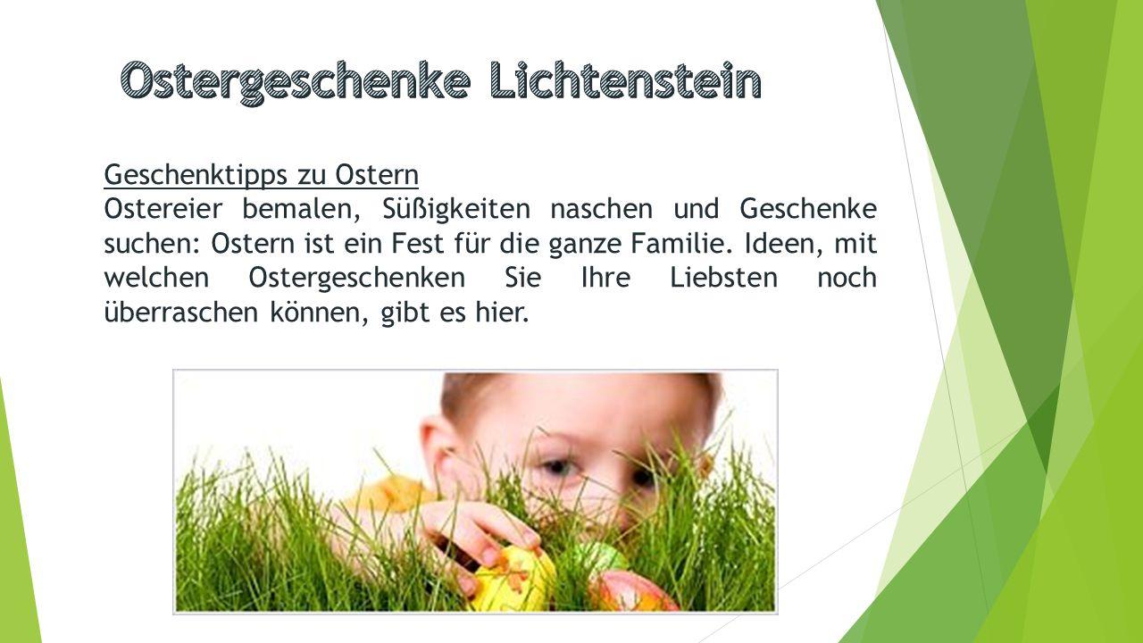 Tipps rund ums Osterfest Am 31.März und 1.