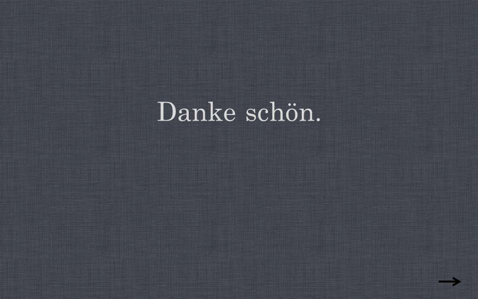 Danke schön.