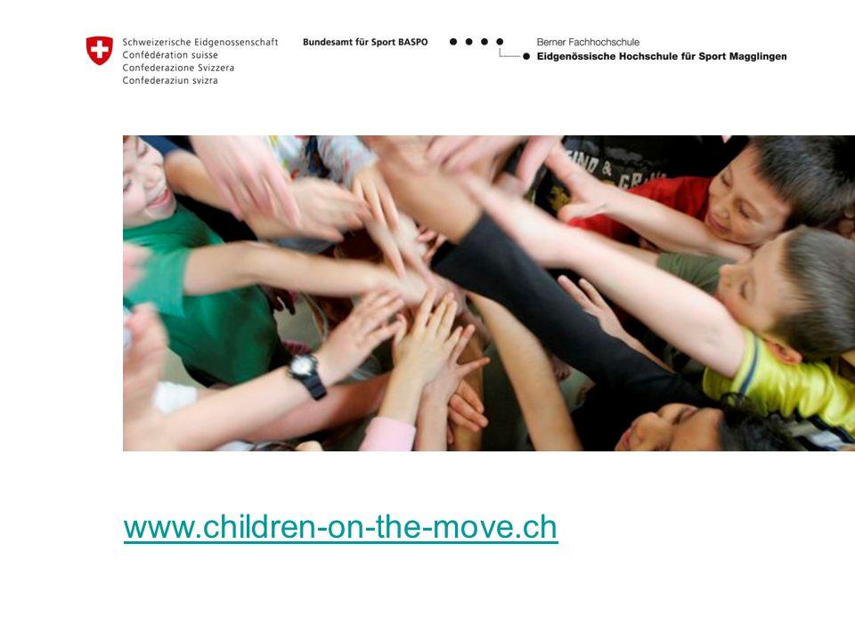 8 Bundesamt für Sport BASPO Ressort Bewegung und Gesundheit Nutzen Nutzen für Projektleiter Nutzen für Experten aus dem priv./öff.