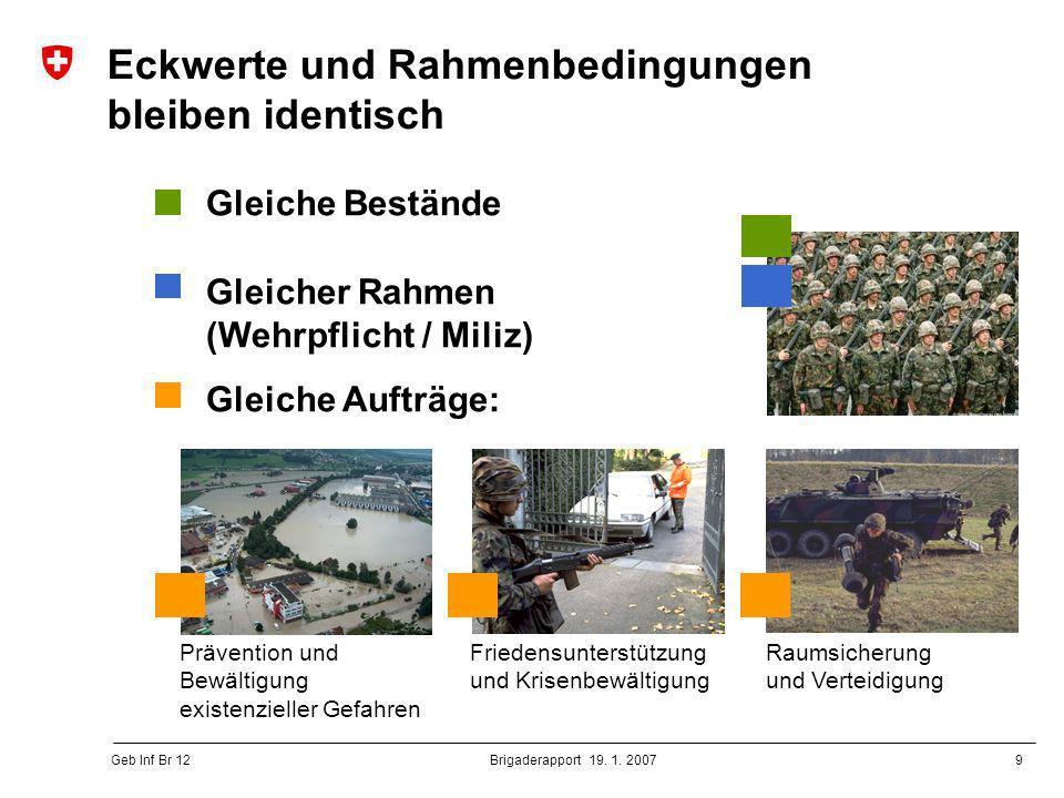 10 Geb Inf Br 12 Brigaderapport 19.1.