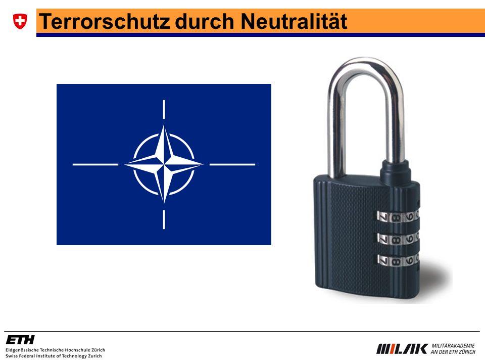Terrorschutz durch Neutralität