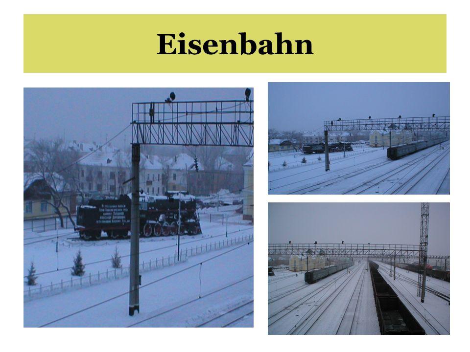 Abteilung der Eisenbahn.