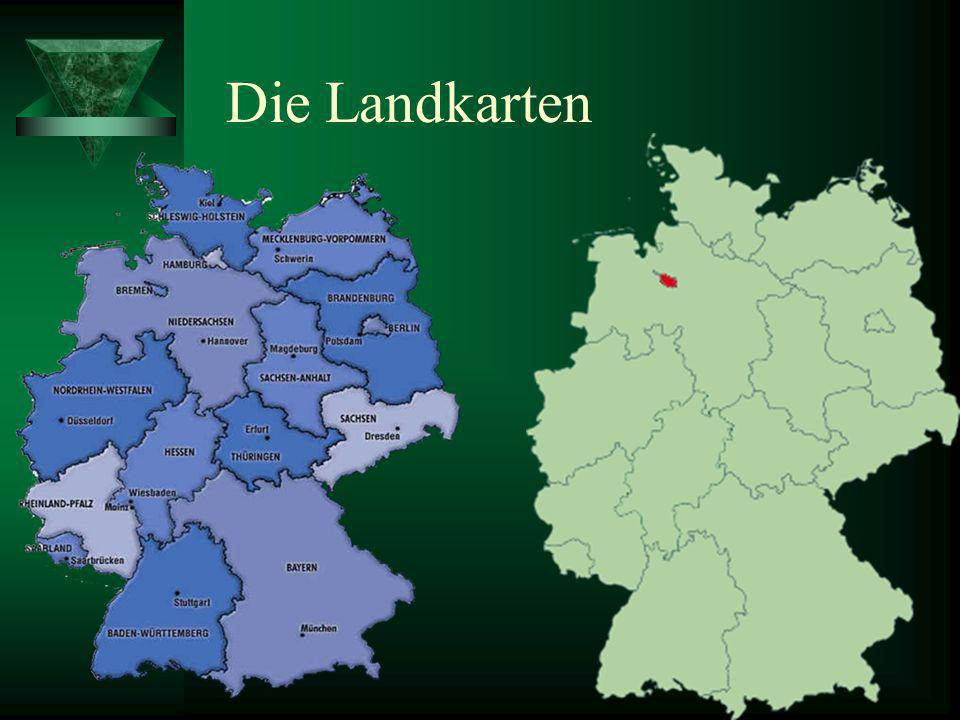 Kurze Informationen – Fläche: 404 km2 –Bevölkerung: 0.68 Mln Freie Hansestadt Bremen