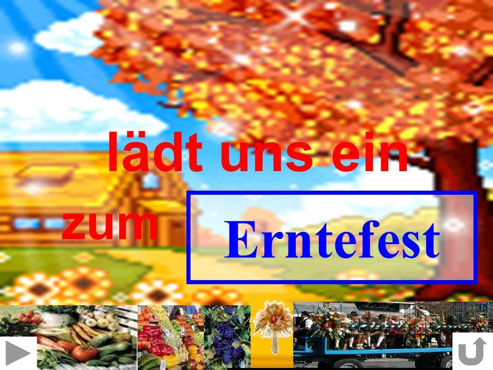 das Erntefest alte Tradition nach Feldarbeiten mit einem Festumzug ein Fest der Freude und des Stolzes Mit der Festversammlung