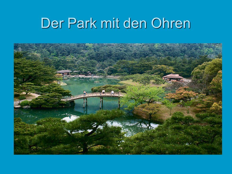 Der Park mit den Ohren