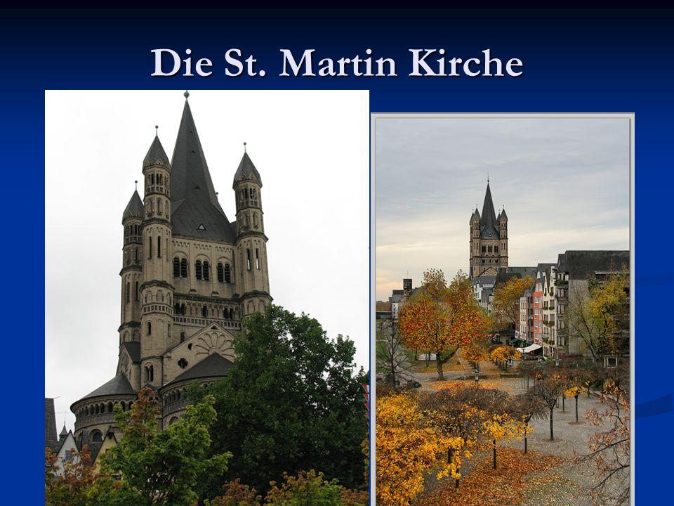 Die St. Martin Kirche ä