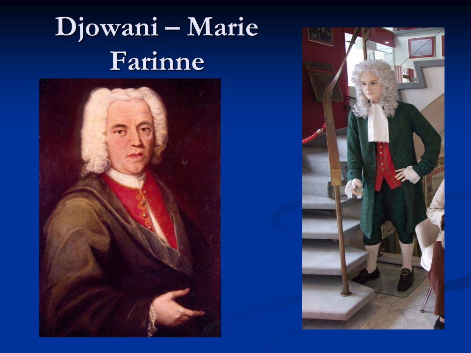 Djowani – Marie Farinne