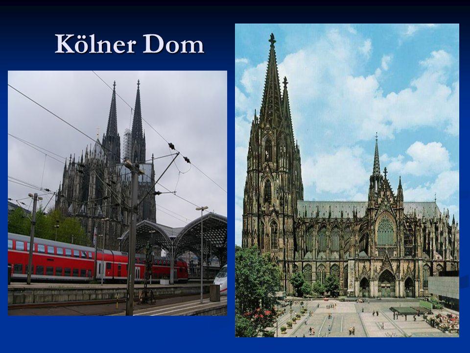 Die Universität in Köln