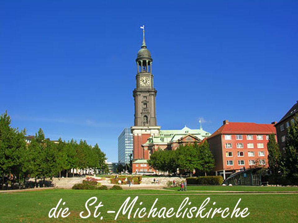 die St.-Michaeliskirche