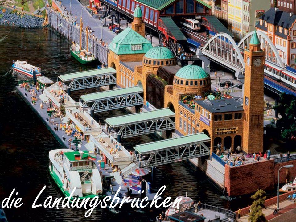 die Landungsbrücken
