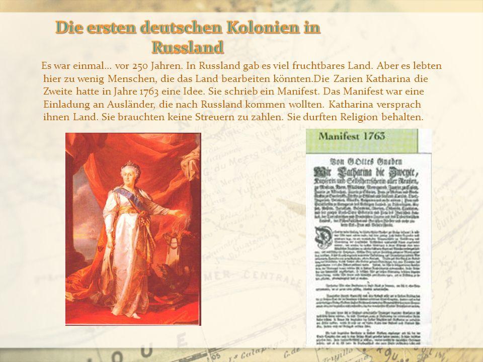 Damals war Deutschland kein großes Land.Es gab viele kleine oder große Fürstentümer.
