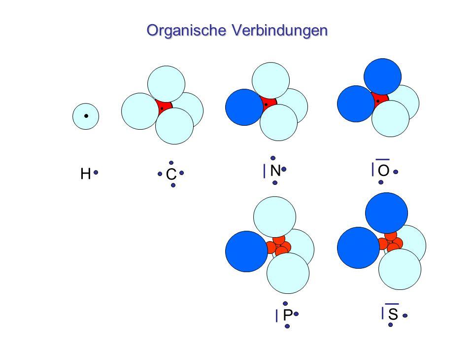 Organische Verbindungen C N P O S H