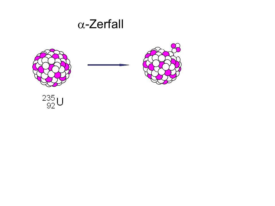 + -Zerfall