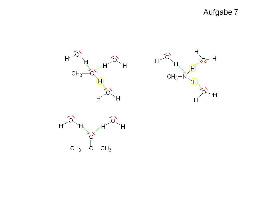 Oel/Wasser ohne Rühren mit Rühren Gemische Alkohol/Wasser homogen Lösung heterogen Emulsion