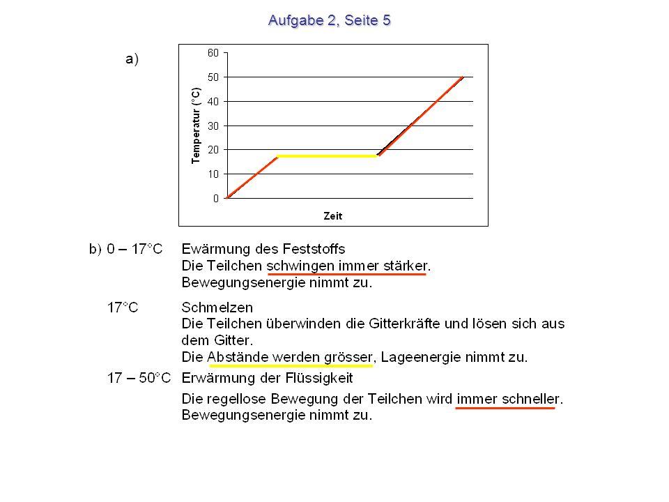 Aufgabe 2, Seite 5 a)