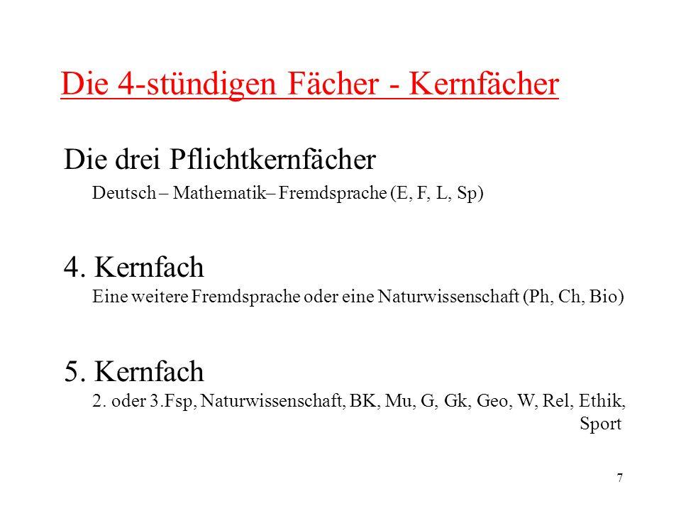 18 Seminarkurs In den Kurshalbjahren 1 und 2 3 Wochenstunden Die Seminararbeit wird einem Aufgabenfeld zugeordnet (Sprachlich-lit.-künstlerisch ; gesellschaftswissenschaftlich ; math.-nat.)