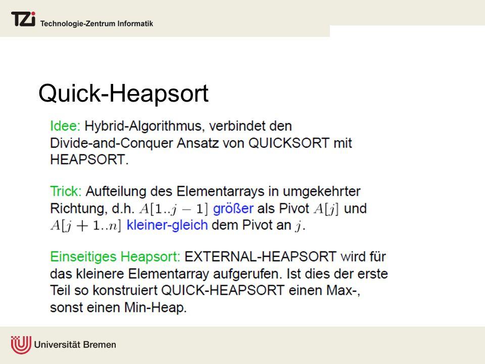 Quick-Heapsort
