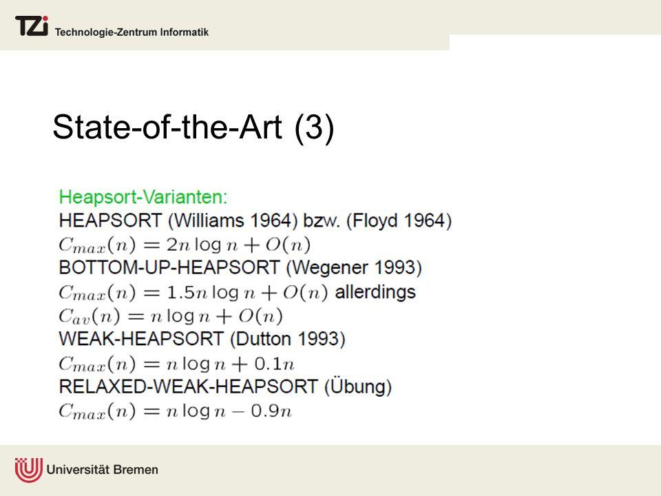 Clever-Quicksort (Median-of-3)