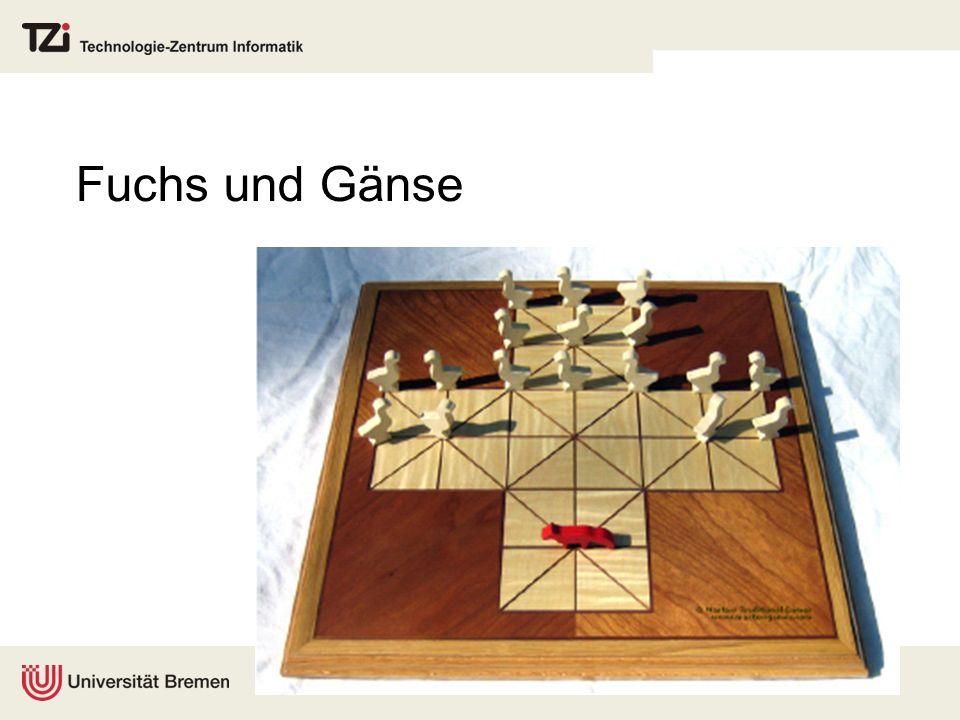 Fuchs und Gänse
