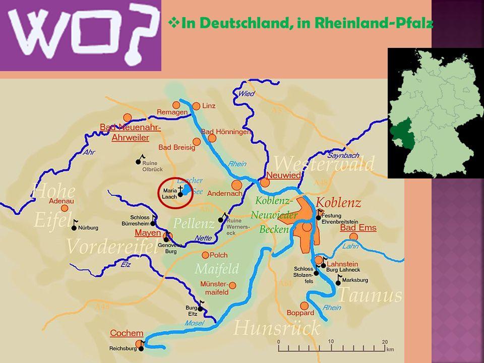 In Deutschland, in Rheinland-Pfalz
