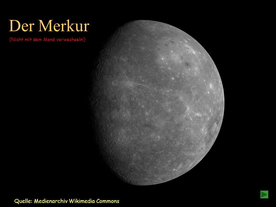 untere Konjunktion obere Konjunktion Da Merkur ein innerer Planet ist kann er nicht in Opposition gehen.