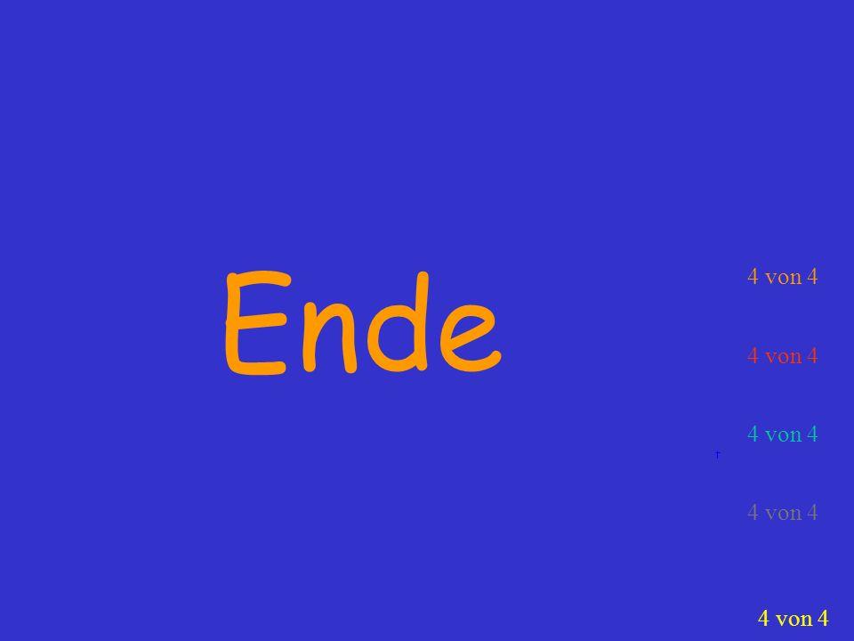 4 von 4 Ende