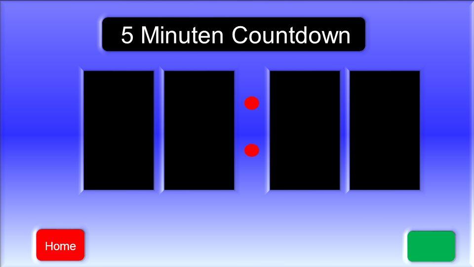 Start 10 Minuten Countdown Neustart Home