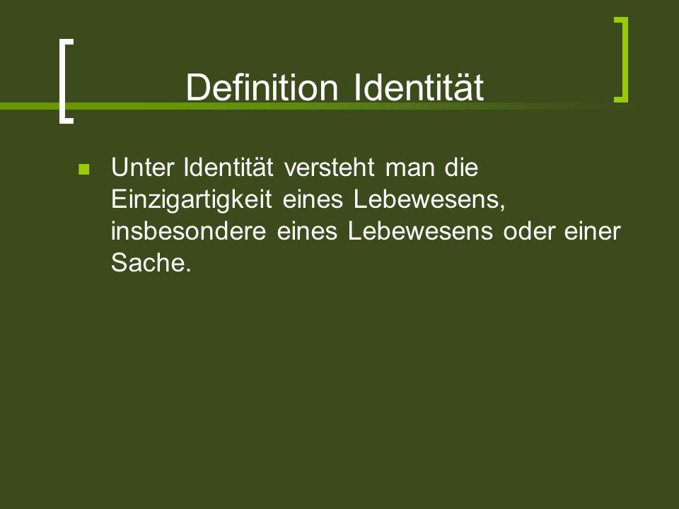 Ich-Identität nach Erikson Zuwachs an Persönlichkeitsreife Soziale Funktion des Ichs: - psychosoziale und psychosexuelle Aspekte in Entwicklungsstufen zu integrieren - Verbindungen zu Neuerworbenen Identitätselemente zu den bestehenden herzustellen