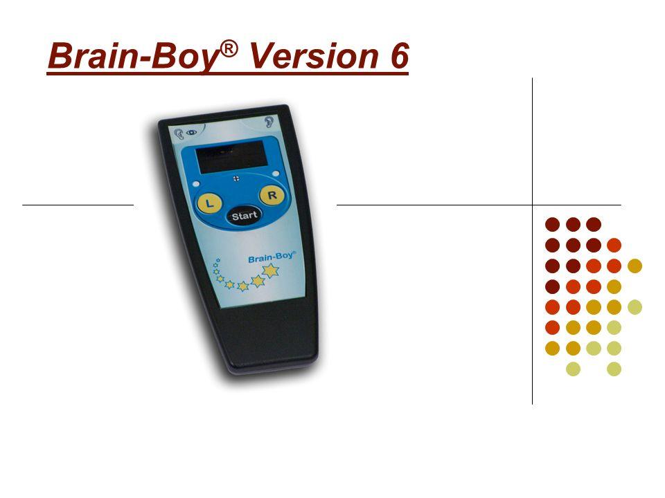 Was ist der Brain-Boy ® .