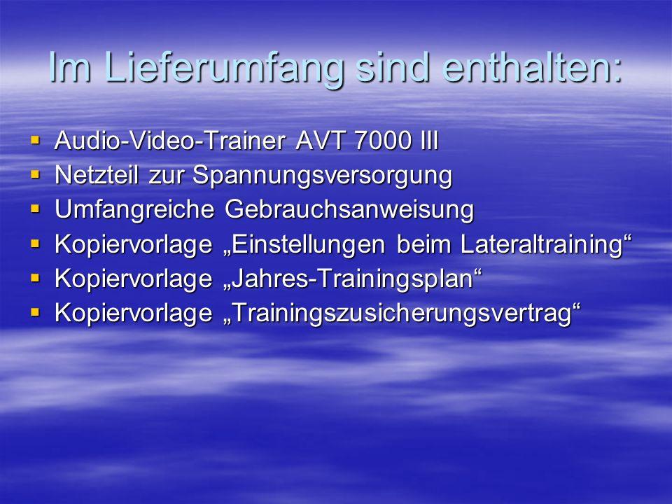 Empfohlenes Zubehör 2 Spezialkopfhörer (MT-70 / MT-301) 2 Spezialkopfhörer (MT-70 / MT-301) 2 Spezialmikrofone (MT-DS-50) 2 Spezialmikrofone (MT-DS-50
