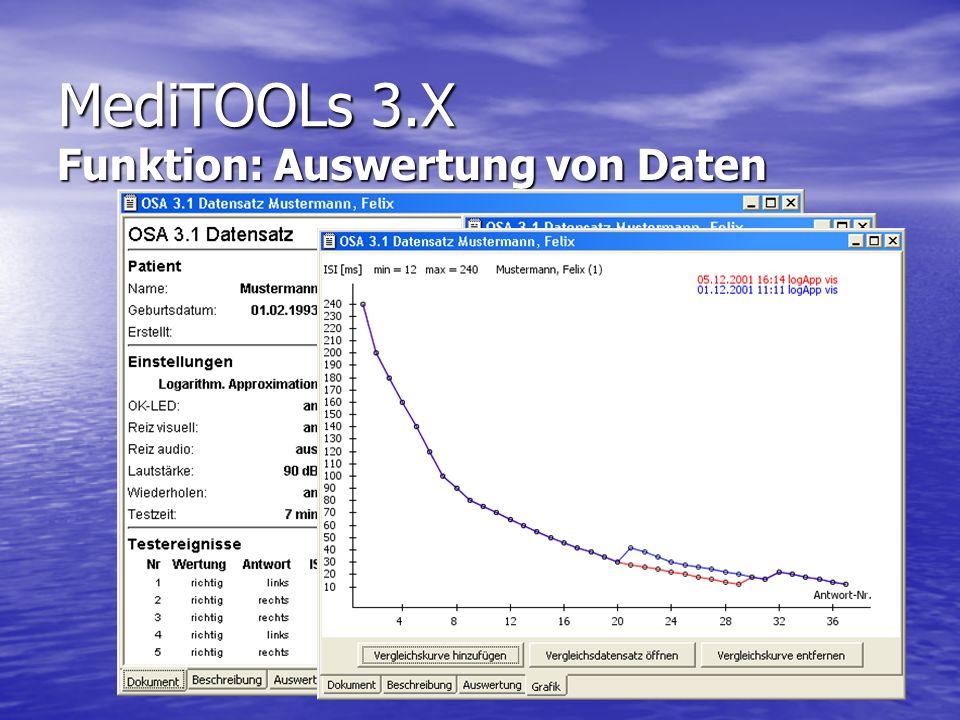 MediTOOLs 3.X Funktion: Textbausteine