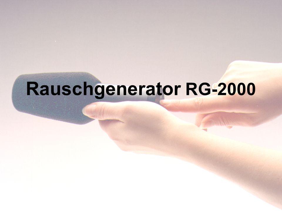 Rauschgenerator RG-2000