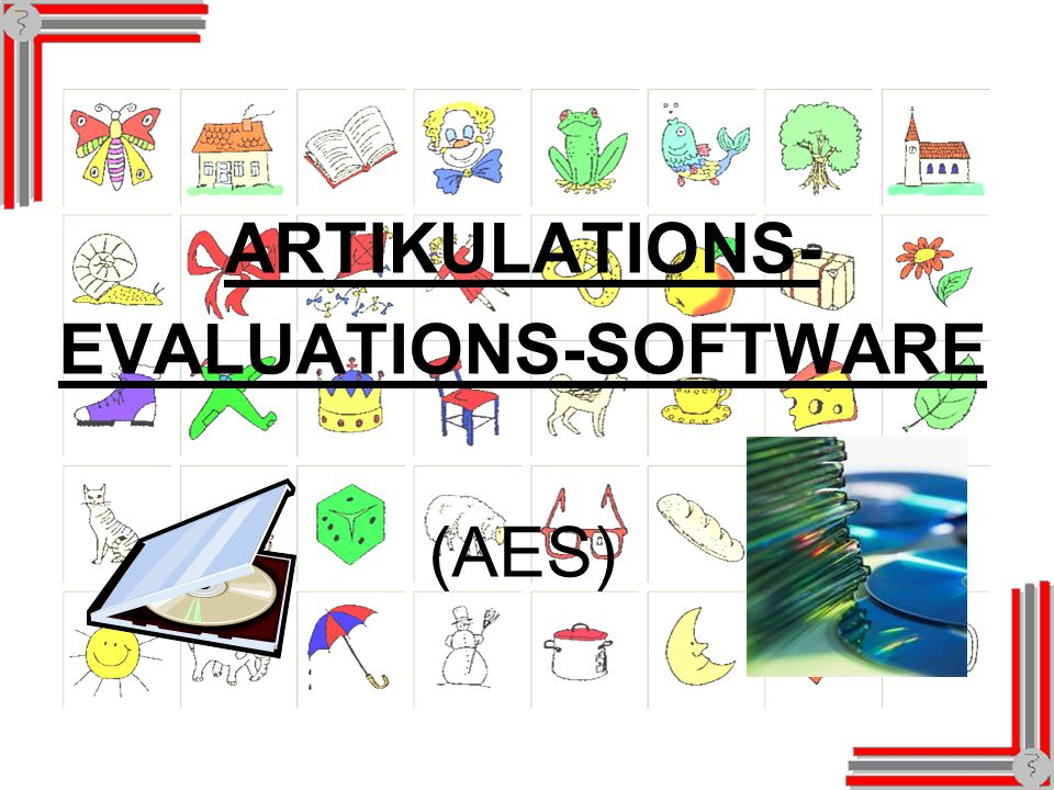 ARTIKULATIONS- EVALUATIONS-SOFTWARE (AES)