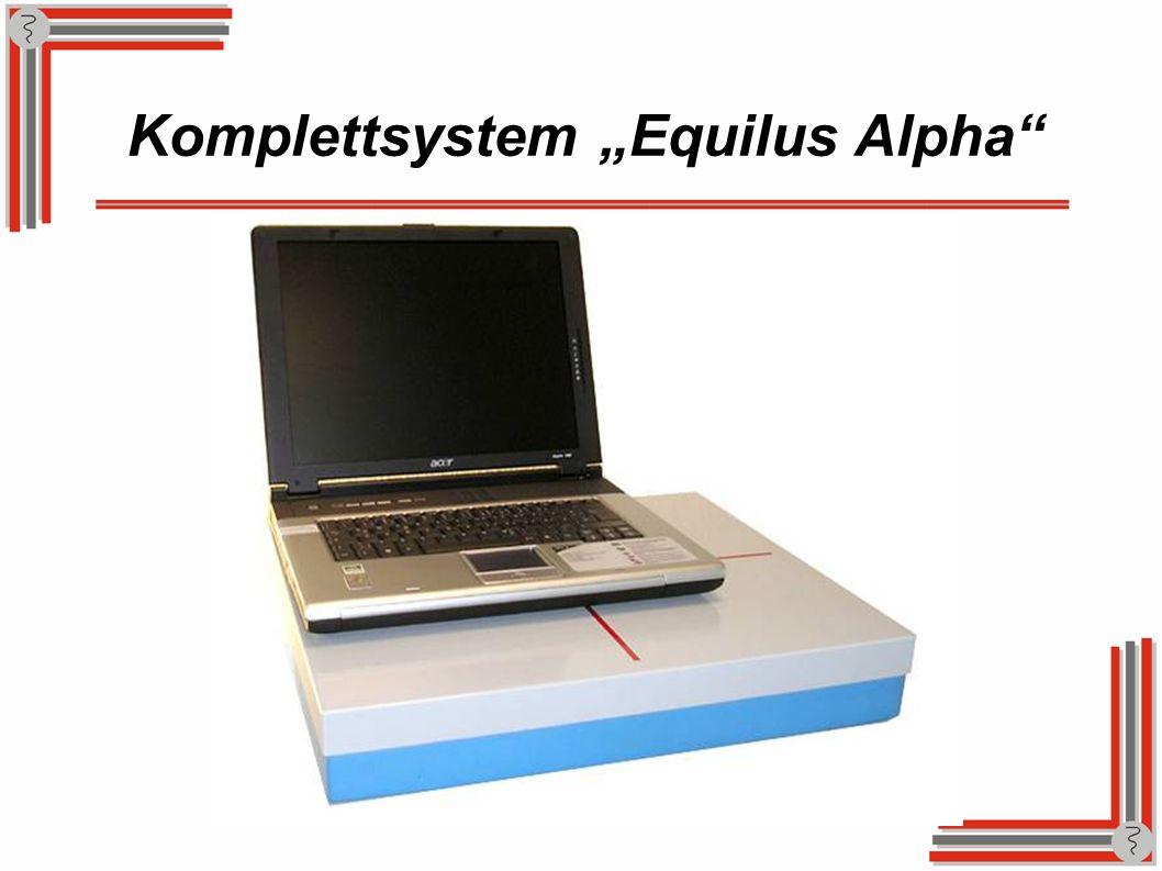 Komplettsystem Equilus Alpha