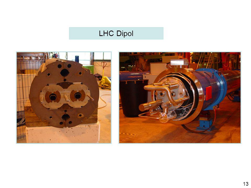 13 LHC Dipol