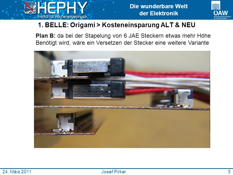 Die wunderbare Welt der Elektronik 3Josef Pirker24.