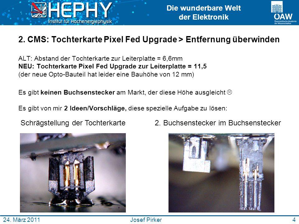 Die wunderbare Welt der Elektronik 5Josef Pirker24.