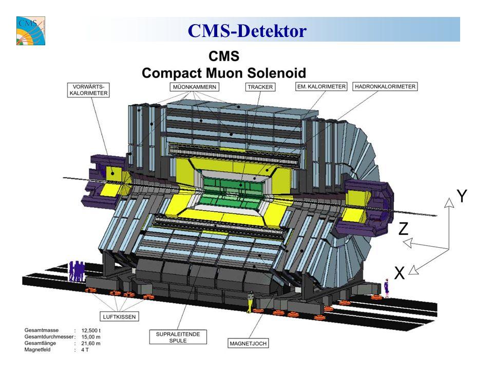 Zusammenfassung Die CMS-Triggergruppe hat die alleinige Verantwortung für den regionalen Drift-Tube Trigger, den globalen Müontrigger und den globalen Trigger, inklusive Teile des Trigger Control Systems.