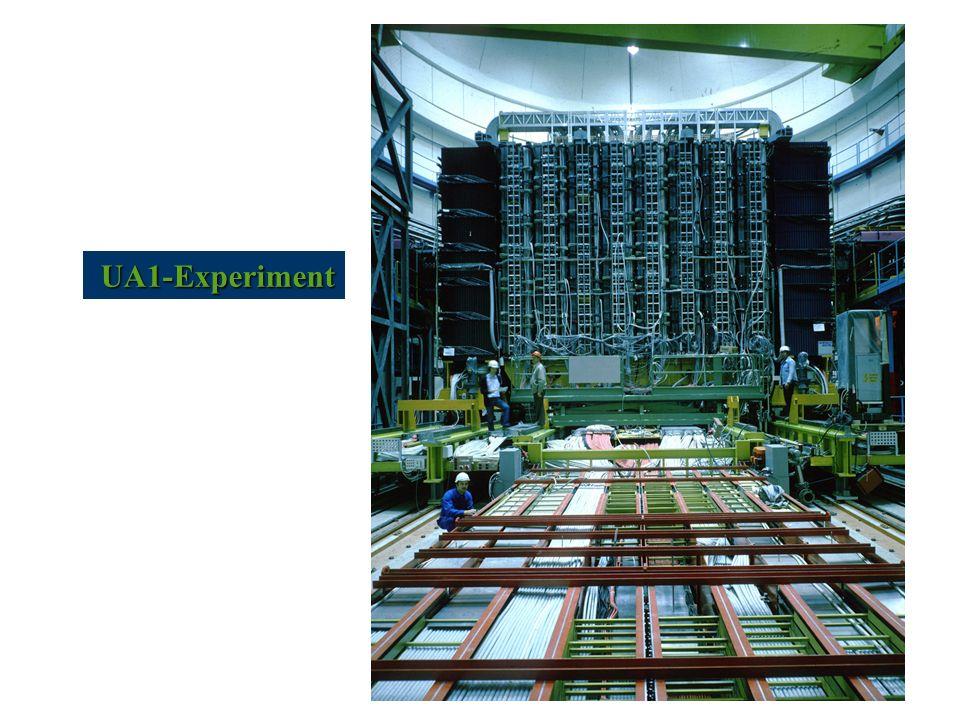 UA1-Experiment UA1-Experiment
