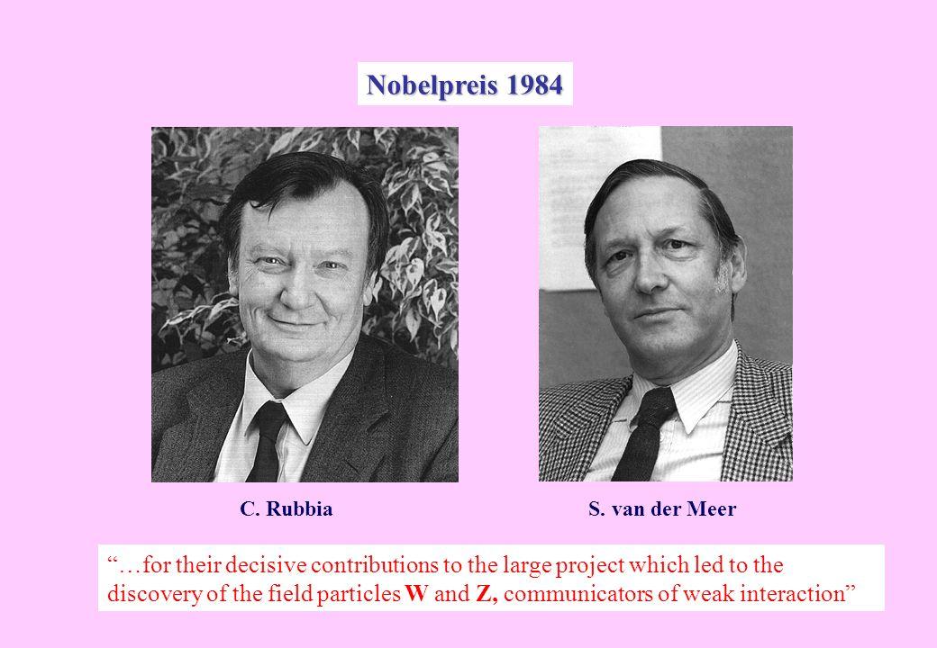 Mesonenoktett - - (ud) (sd) (uu-dd)/2 (uu+dd-2ss)/6 (uu+dd+ss)/3 : 3 3 = 1 8 - - - - - - - - - K 0 (ds)K + (us) (du) (uu,dd,ss) (su) - - - - - - - - Gell-Mann, Neeman (1961)