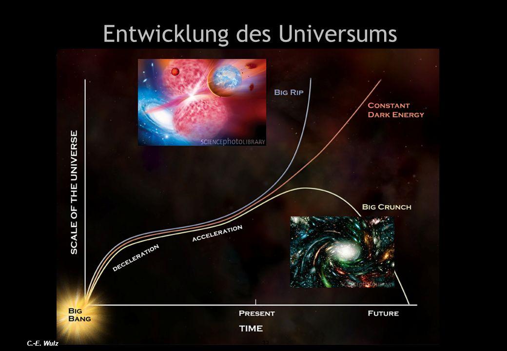 Kinderuni 2011 Entwicklung des Universums C.-E. Wulz33