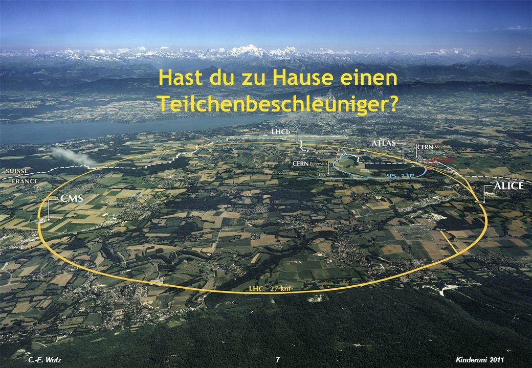 Von der Fernsehröhre bis zum LHC C.-E.